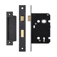 3L Sash Door Lock 64mm Case 44.5mm Bkst PCB