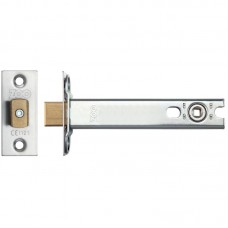 "Tubular Door Deadbolt 127mm 5"" Length SS"