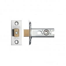 "Zoo Hardware - Tubular Bathroom Door Deadbolt 2.5"" to 6"" Finish Option ZTDA"