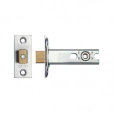 "Tubular Door Deadbolt 76mm 3"" Length SS"