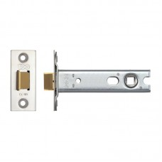 "Tubular Door Latch Heavy Duty 102mm 4"" 45* Travel SS"
