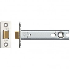 "Tubular Door Latch Heavy Duty 127mm 5"" 45* Travel SS"