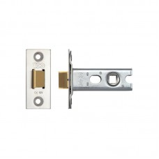 "Tubular Door Latch Heavy Duty 64mm 2.5"" 45* Travel SS"