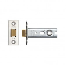 "Tubular Door Latch Heavy Duty 76mm 3"" 45* Travel SS"