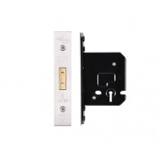 3L Door Dead Lock 67.5mm Case 44.5mm Bkst SS