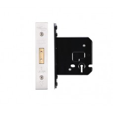 3L Door Dead Lock 79.5mm Case 57mm Bkst SS
