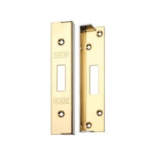 Rebate Kit to suit UK Door Dead Lock PVD Gold