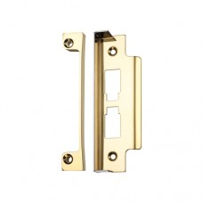 Rebate Kit to suit UK Door Horizontal Locks PVD Gold